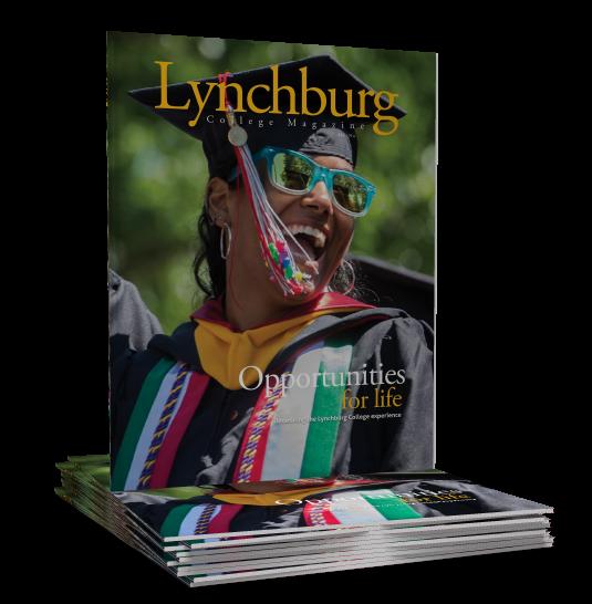 IssueM powers Lynchburg College Magazine