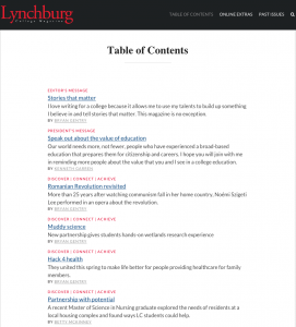 Lynchburg_TableOfContents