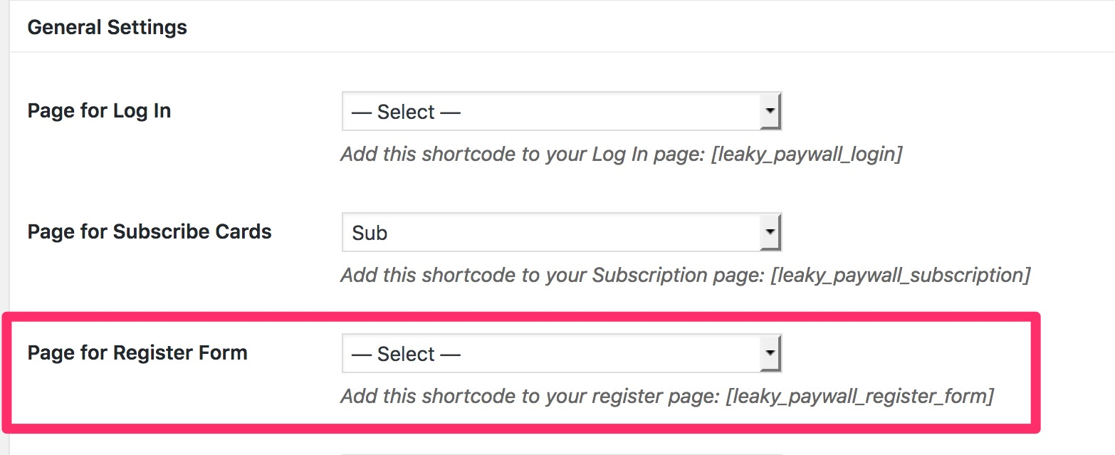 How to Add Custom Fields to the Leaky Paywall Registration